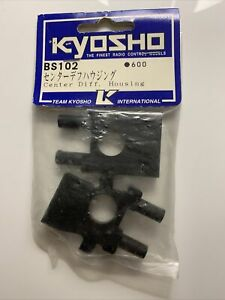 Kyosho Ricambio Bs102 1/8 Buggy Center Diff. Housing
