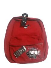 NWT Bioworld Harley Quinn Patch Backpack