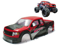 1/10 Rc Monster Truck Car Body Shell For Traxxas Arrma Maverick Hpi Kyosho Lrp