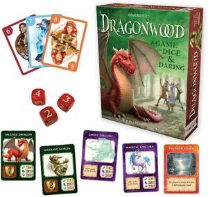 Dragonwood Game Dice Game fun kids game