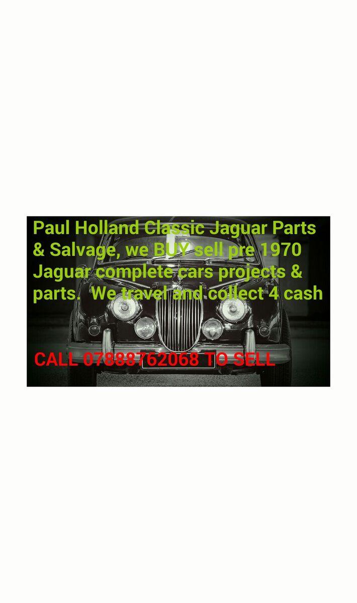 Paul Holland Classic Jaguar Ebay Stores 1970 Xj6 Art