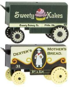 MTL 470 00 229 N Vintage Wagons, Dexter's Mother's Bread and Sweety Kakes