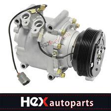 AC Compressor A/C for 2001 Honda Civic 1.7L 97-01 Prelude 2.2L 38810P5M006