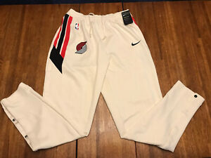 NWT Nike Portland Trailblazers NBA Player Issued City Ed Pants CD5497-120 XXLTT