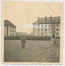 Foto Kaserne-Wehrmacht Ort-Name ?  2.WK (g290)