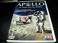 """DVD """"APOLLO - EN ROUTE VERS LES ETOILES"""" documentaire (VENDU SANS LE DVD BONUS)"""
