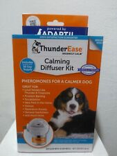 ThunderEase Calming Diffuser Kit for Dogs 30 Day Supply Exp 09/22