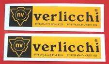 DUCATI PANTAH/TT2 /RACING VERLICCHI  DECALS FOR SWING ARM PAIR