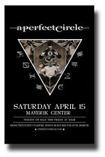 """A Perfect Circle Poster - Eat Elephant 11""""X17"""" Ships Sameday From Usa"""
