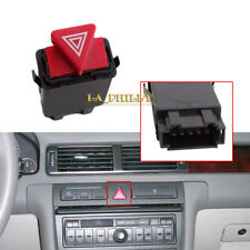 New Hazard Emergency Flasher Switch for AUDI A6 A6 Quattro 1998-2004 10 PIN