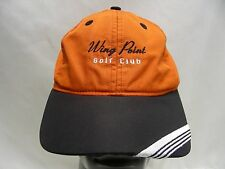 WING POINT GOLF CLUB - POLYESTER - ADJUSTABLE BALL CAP HAT!