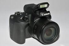 Canon PowerShot SX70 HS Digitalkamera mit 65fach opt. Zoom, 20,3MP Bridge Kamera