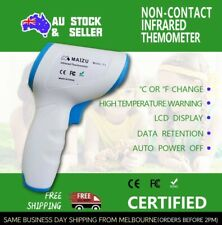 Digital Thermometer Infrared Baby/Adult Forehead Non-touch Temperature Gun AU