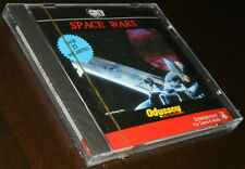 SPACE WARS Commodore CDTV Amiga ~ ORIGINAL VERSION ~ NEU/SEALED ~ extremely RARE