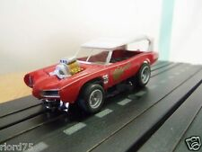 "MonkeeMobile GTO Wagon Drag HO Scale Slot Car ""The Monkees"" With Logo 4 Gear"