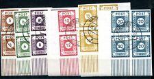 SBZ 42-44,46-48A gestempelt TADELLOS 100€(J9814