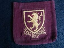 HEAD GIRL iron-on badges for fancy dress school uniform real ex-school badges