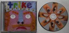 Trike - Trike + The Vikings 2010 CD Belgium Synthpop