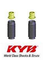 KYB Front Rear Strut Bellows Kit For 70-16 Honda/Acura/Mitsubishi #SB108