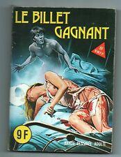 ELVIFRANCE. N°101. BILLET GAGNANT. 1984. Petit format sexy - TBE