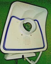 Mobotix m24 camera, stabilimento di esaminato con cartellino, nuovo obiettivo di protezione,