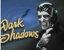 Dark Shadows Tv Barnabas Collins Network Title 8X10 Color Photo