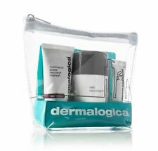 Dermalogica Travel Kit Eye Repair 0.1oz Recovery Mask 0.5oz Microfoliant 0.45oz