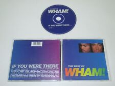WHAM THE BEST OF WHAM! IF YOU WERE IL(EPIC 4890202) CD ALBUM