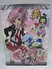 Anime Shugo Chara Amu Hinamori Shitajiki Pencil Board W/ Sticker Showa Note
