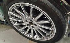 "2004-07 Jaguar XJR XJ8 wheel chrome qty-1 20"" C2C18597"