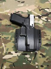 Armor Gray Carbon Fiber Kydex Holster for Glock 48