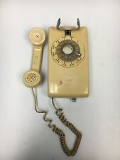 Vintage Bell System Western Electric Rotary Wall Phone