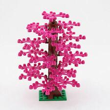 Lego Magenta 15cm Tree Custom to suit City, Kingdom, Train, Castle