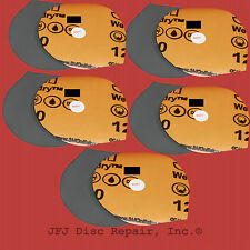 10 JFJ Soft Sandpaper 1200 Grit 3M  JFJ Easy Pro Double