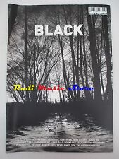 BLACK MAGAZINE 35/2004 Janus Reutoff D'Arcadia Seven Pines Charles Manson *No cd
