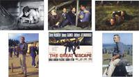 Steve McQueen The Great Escape POSTCARD Set