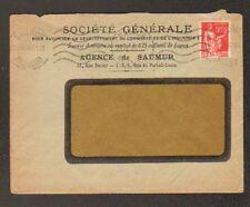 """SAUMUR (49) BANQUE """"SOCIETE GENERALE"""" en 1935"""