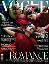 Vogue Portugal February 2015,Sandra Martins,Catarina Santos,Marianne Bittencourt
