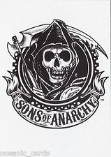 SONS OF ANARCHY SEASONS 1-3 TRADING CARDS MINI MASTER SET OF COLLECTOR CARDS