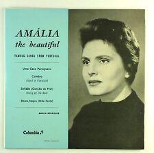 "7"" Single - Amália Rodrigues - Amália The Beautiful  - S1543"