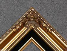 "Gold Ornate Black Liner Studio Portrait Picture Frame 16""x20"" B5GB (Lot of 5)"