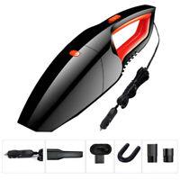 120W 12V Car Portable Vacuum Cleaner Wet Dry Handheld Vacuum V6X9