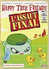 Happy Tree Friends - Season 1, Vol. 3 : The assault final DVD NEW BLISTER PACK