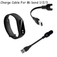 Replacement USB Charging Cable Adapter for Xiaomi MiBand 3 Smart Bracelet