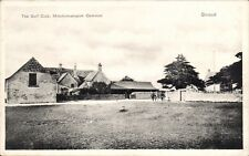 Stroud. The Golf Club, Minchinghampton Common in Series 1308 by Stewart & Woolf.