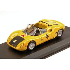 ABARTH 1000 SP N.4 BASSANO-MONTEGRAPPA 1970 M.BALDO 1:43 Best Model Die Cast