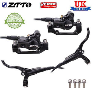 MTB Bicycle Hydraulic Disc Brake Fits for Bike Front&Rear Cycling Oil Disc Set