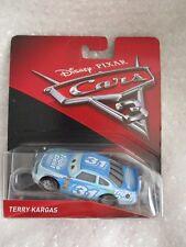 Disney Pixar Cars 3 Terry Kargas #31  New