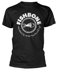 Fishbone 'The Reality Of My Surroundings' (Black) T-Shirt - NEW & OFFICIAL!