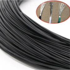 Black Equipment Wire Cable Diy Electrical Wire Flexible Cable Ul1007 16~30Awg